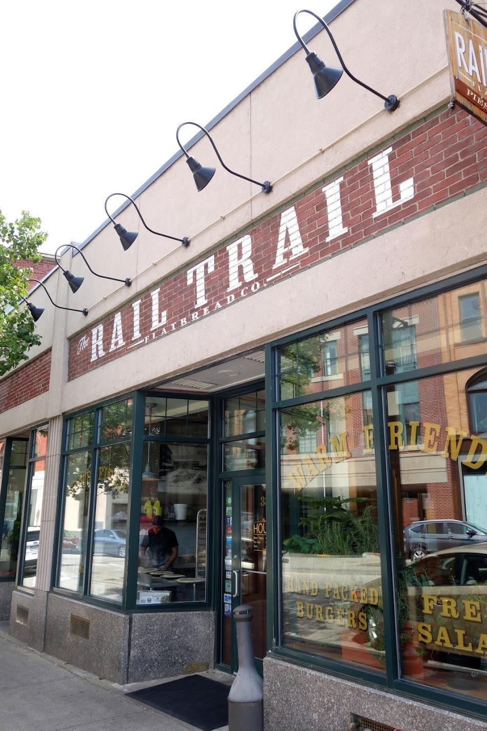 Rail Trail Flatbread Company