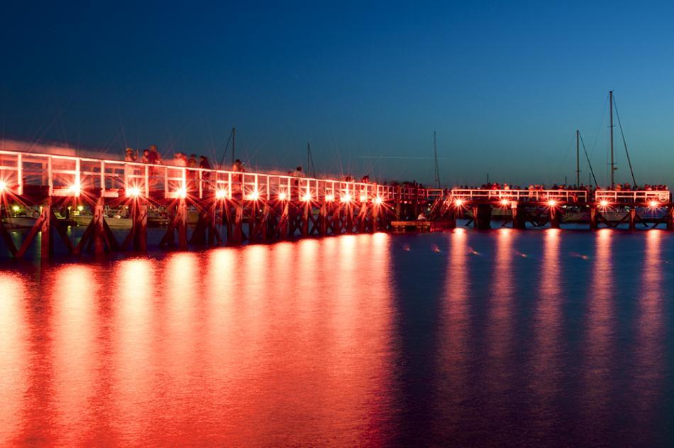 Hull Harbor Illumination