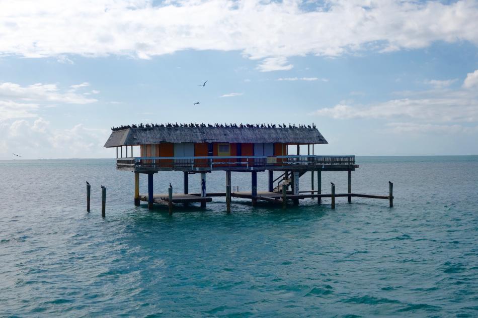 History Miami Stiltsville Cruise