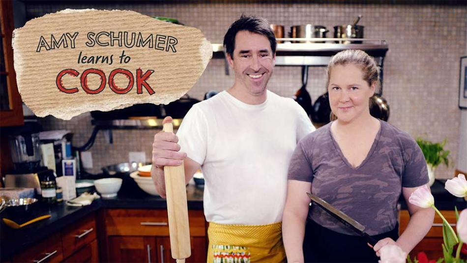Amy Schumer Learns to Cook