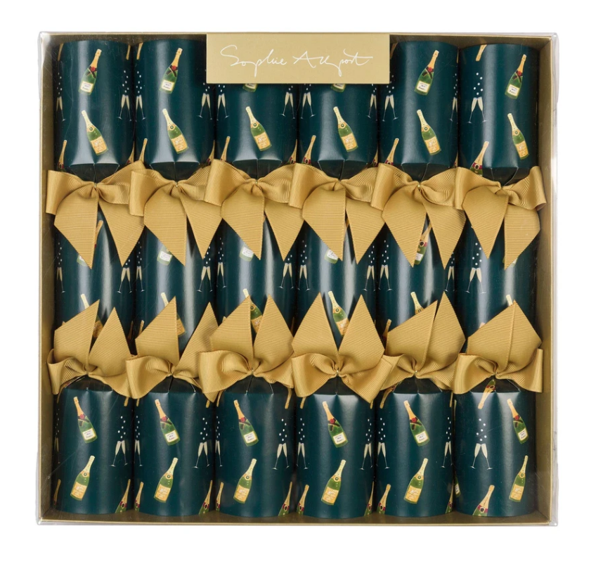 Champagne Crackers