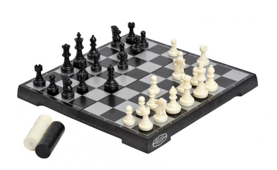 Chess Checkers Set