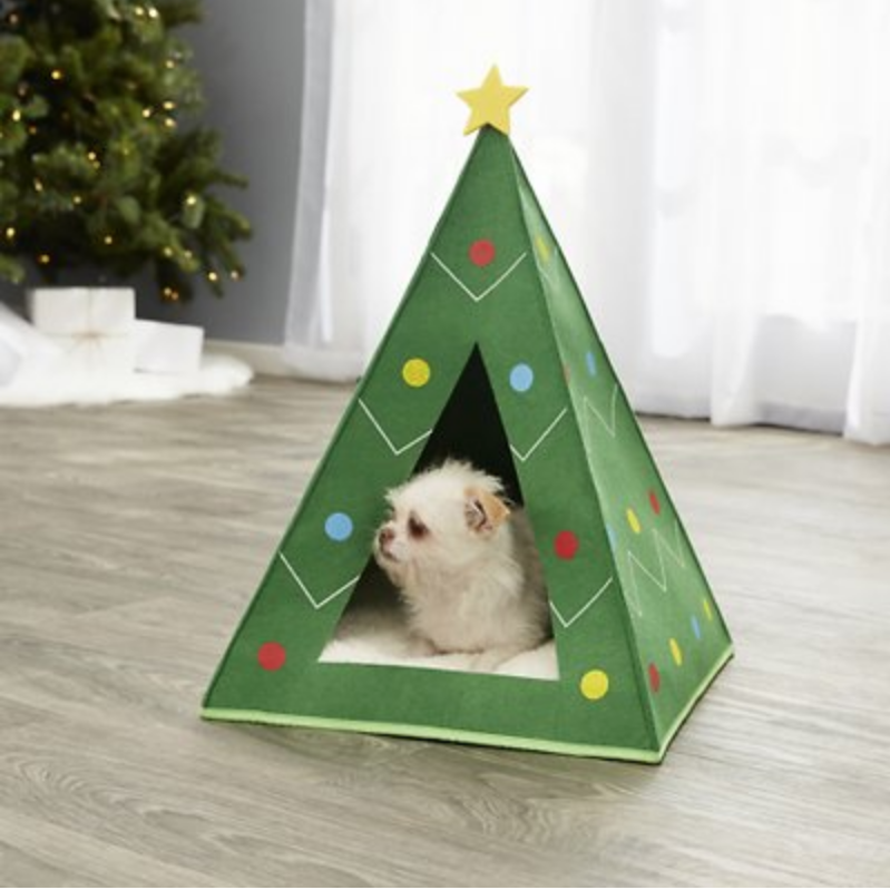 Christmas Pet Bed