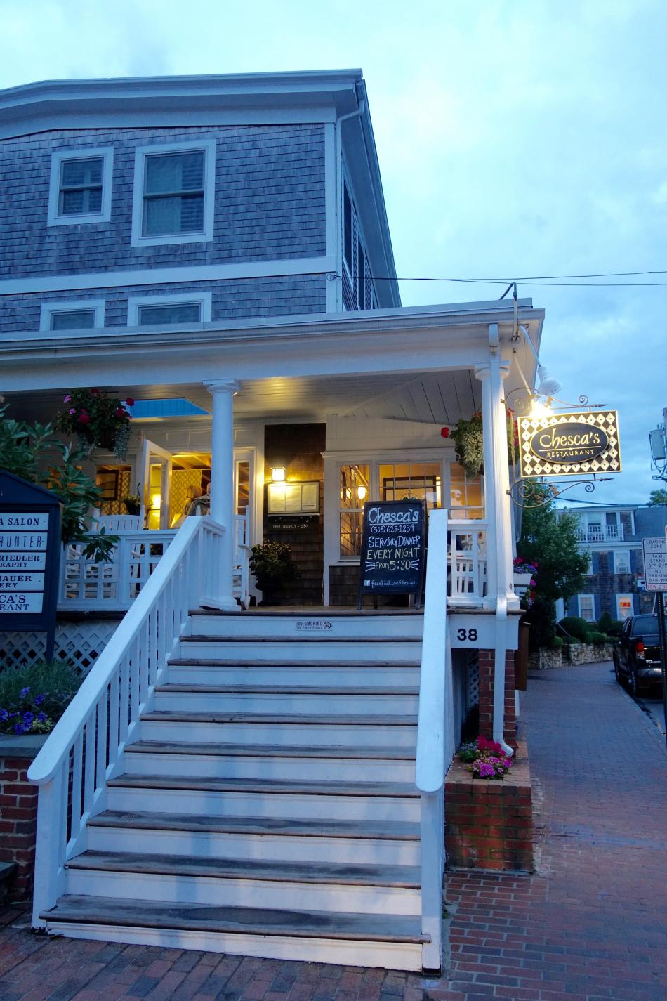 Chesca's Edgartown