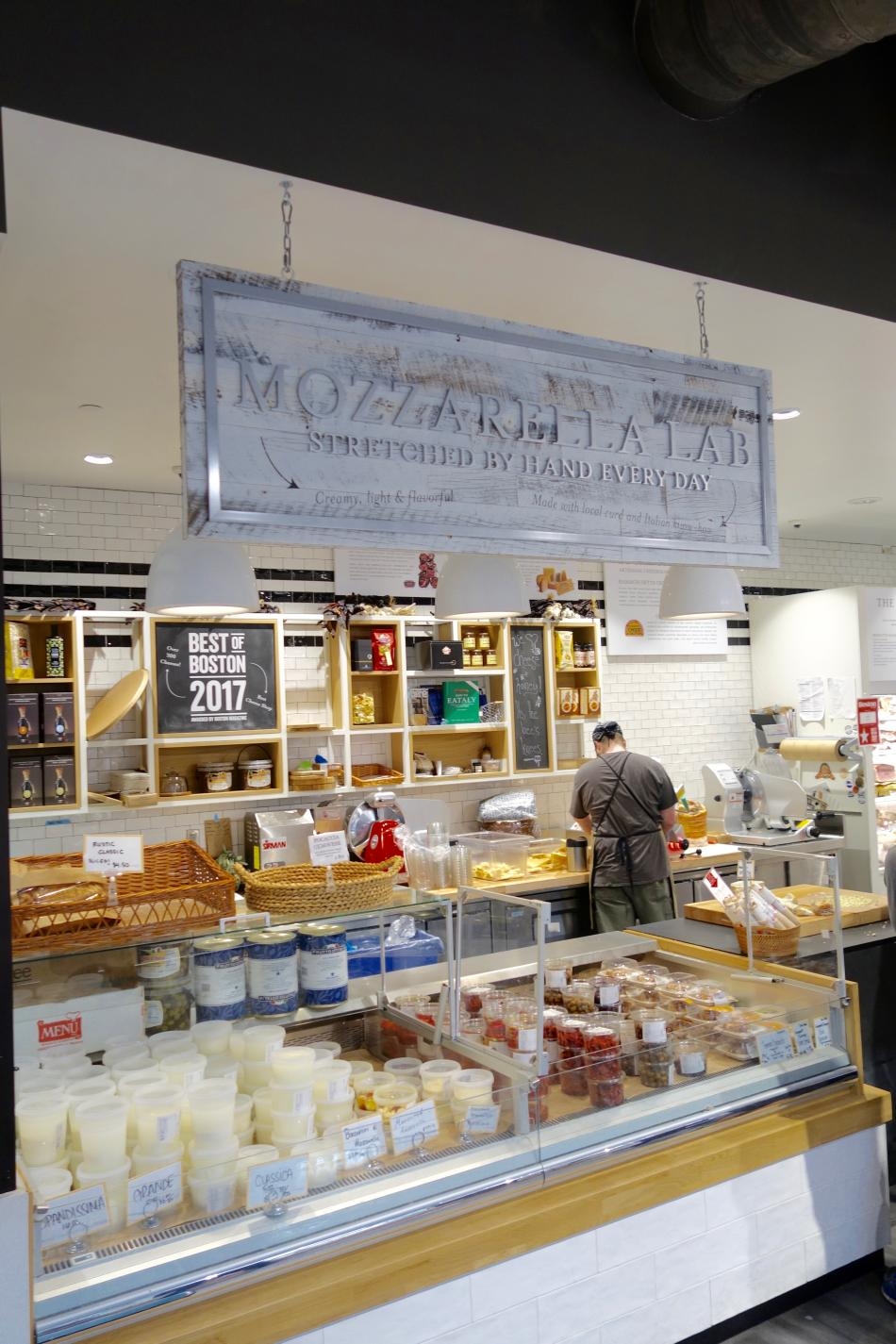 Eataly Boston