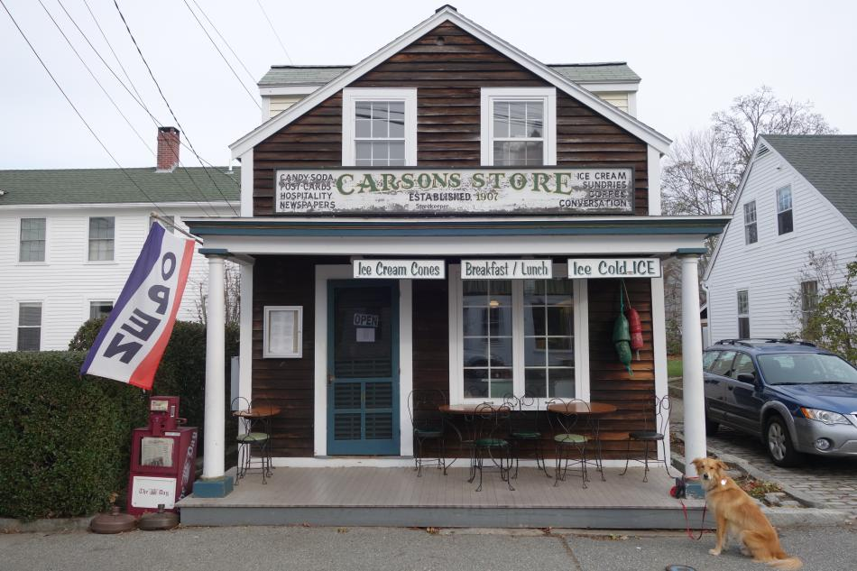 Carsons Store Noank CT