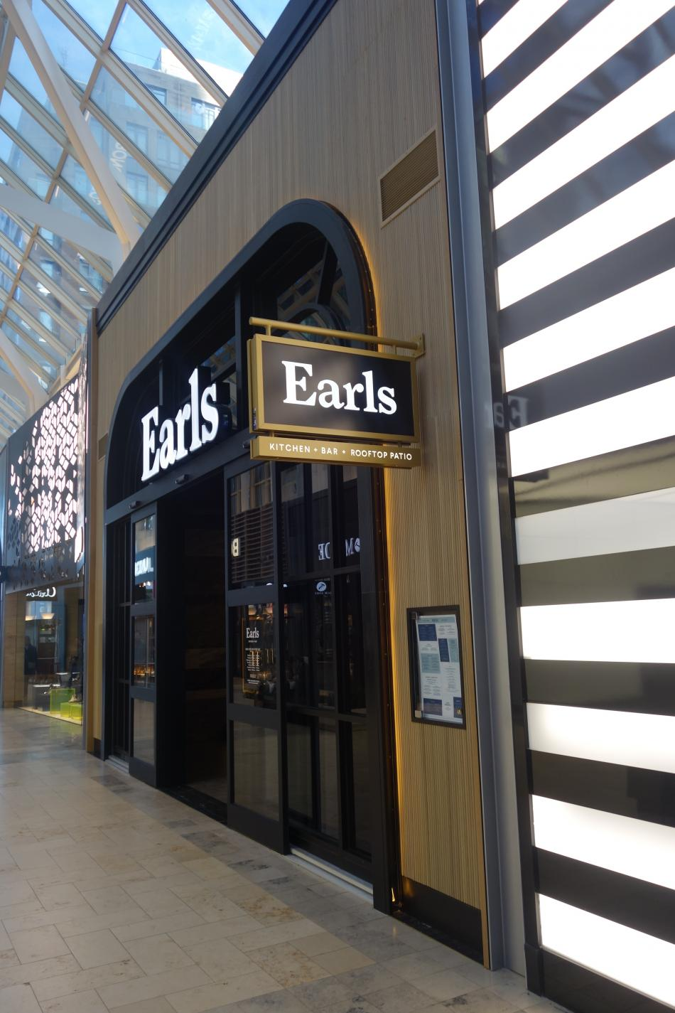 Earls Prudential Center