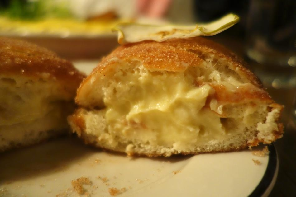 Photo of apple donut