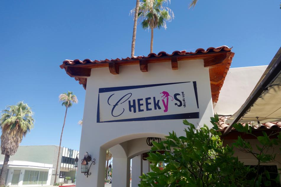 Cheeky's Palm Springs