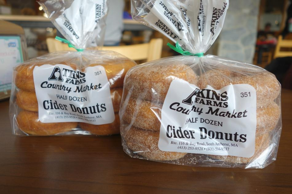 Atkins Farms Doughnuts