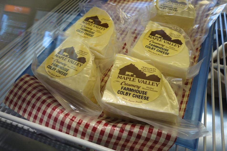Maple Valley Creamery Cheese