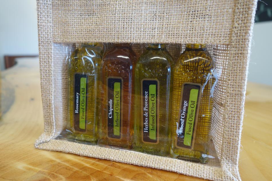 Oil Gift Set