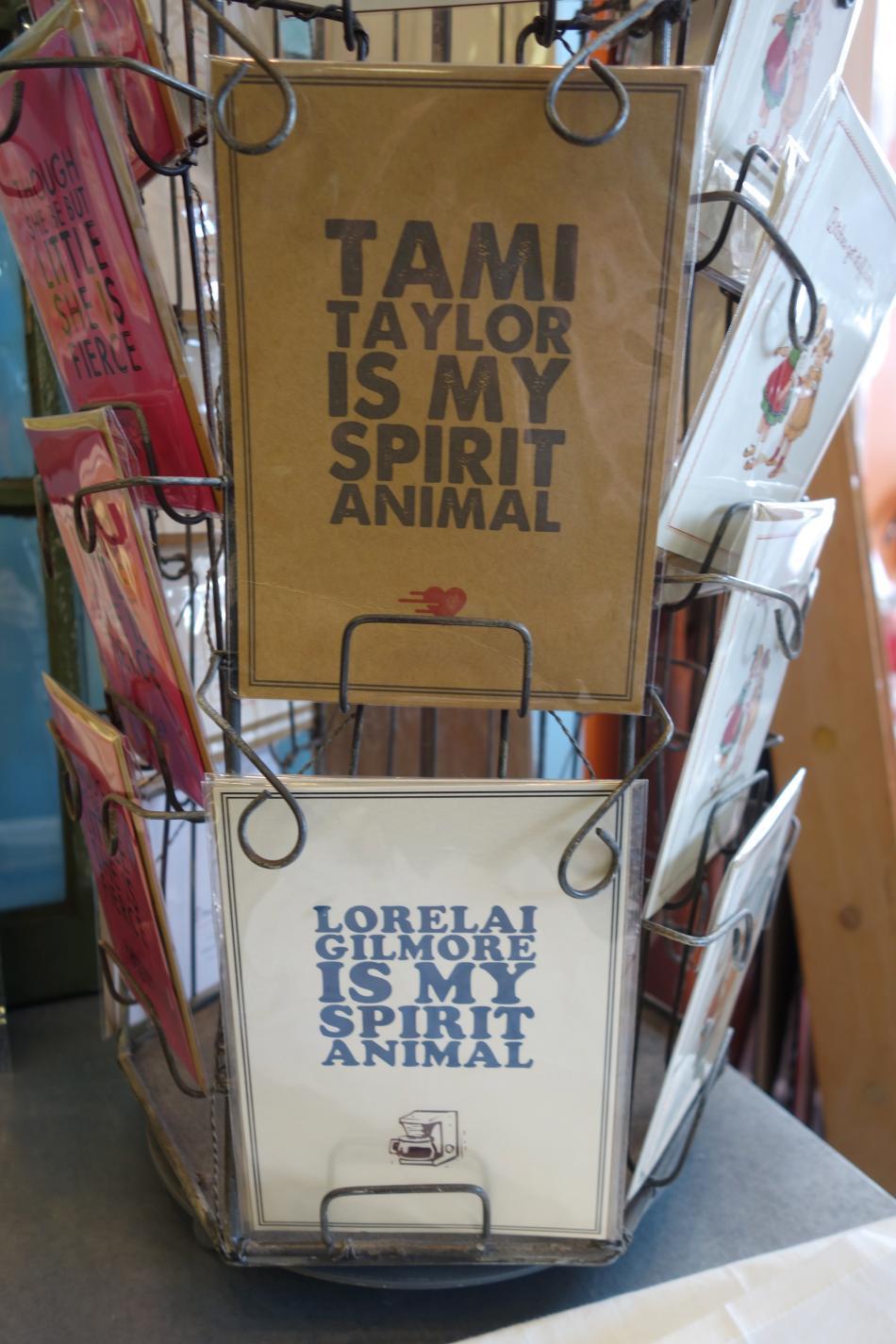 Tami Taylor Card