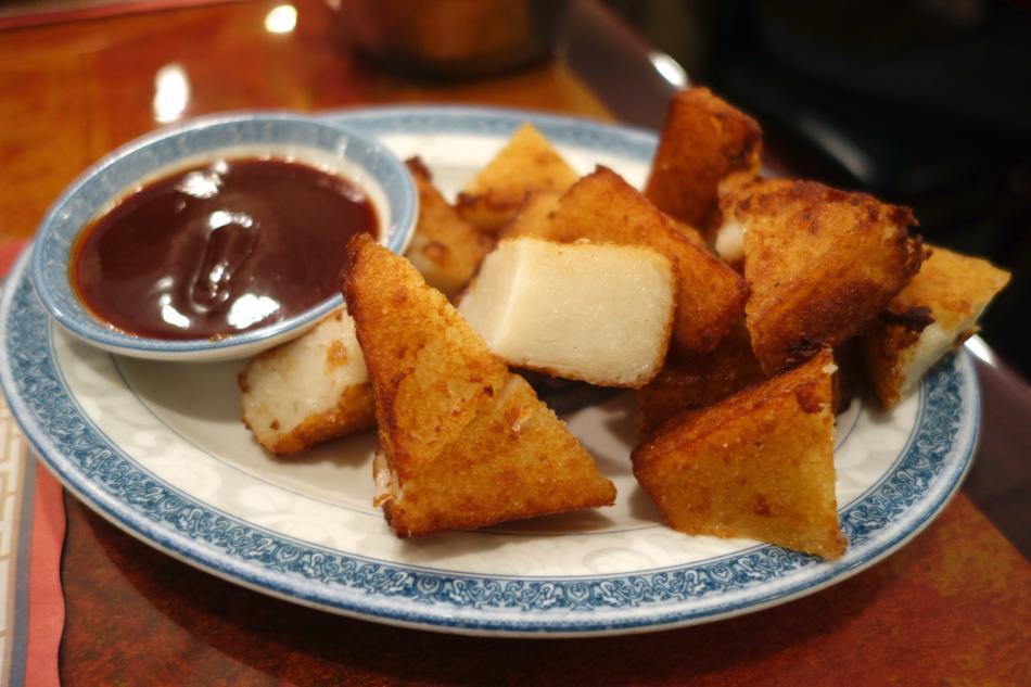 Shangri-La Turnip Cake