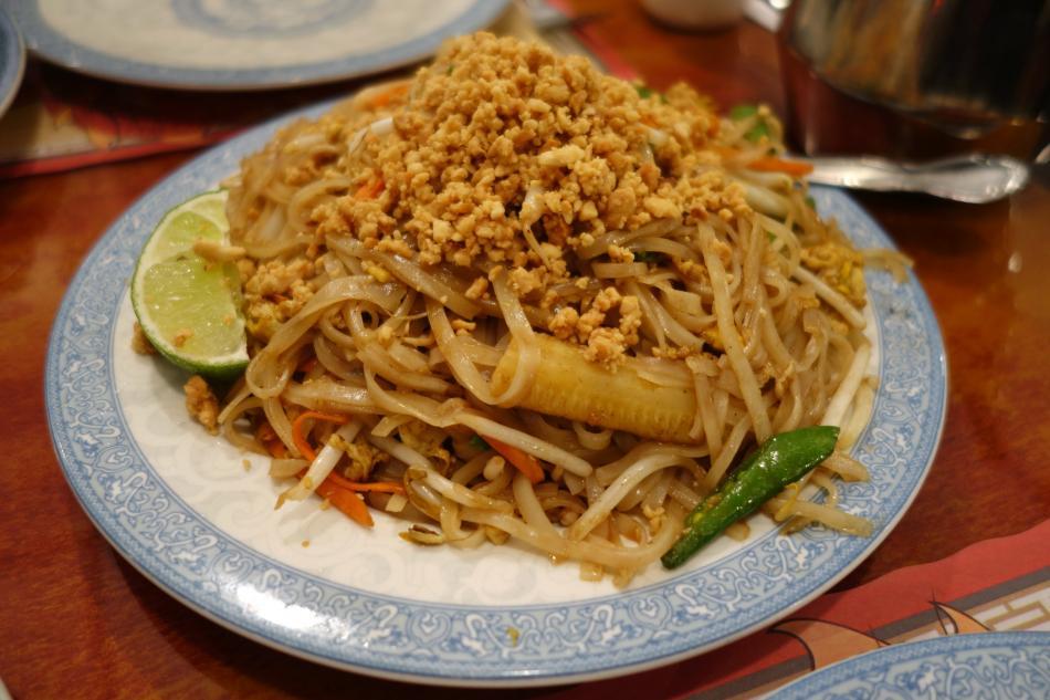 Shangri-La Pad Thai