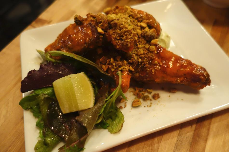 Comedor Chicken Wings