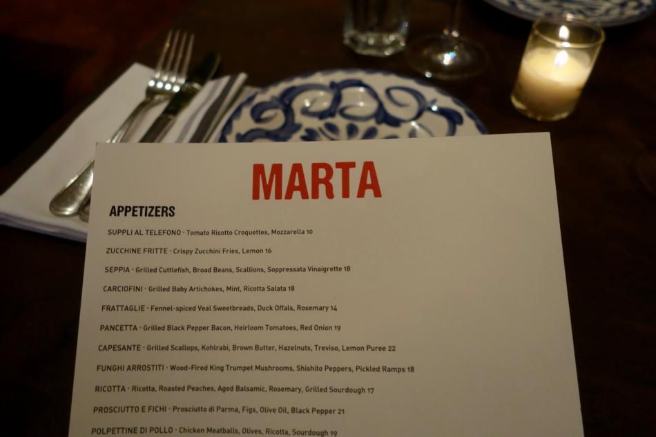 Marta Manhattan
