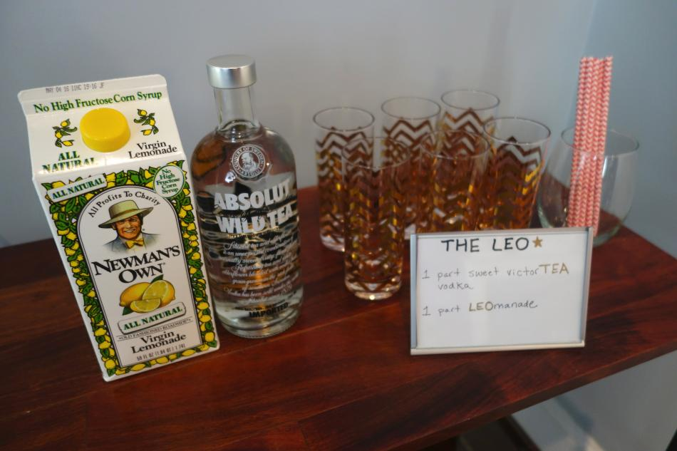 The Leo Cocktail
