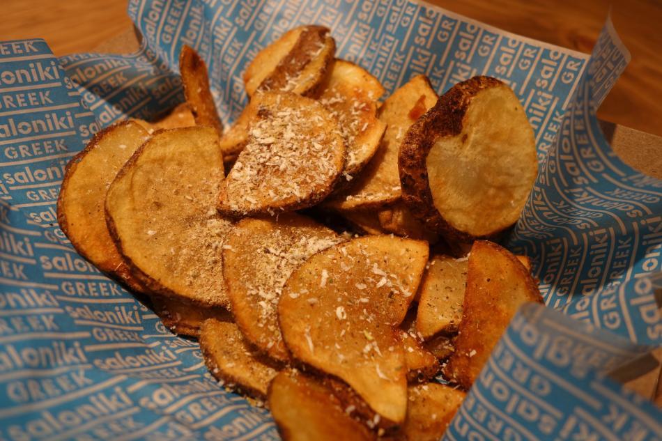 Saloniki Greek Fries