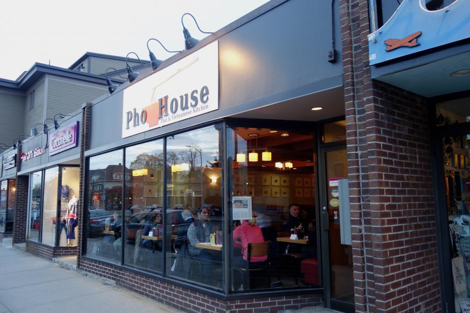 Pho House Storefront