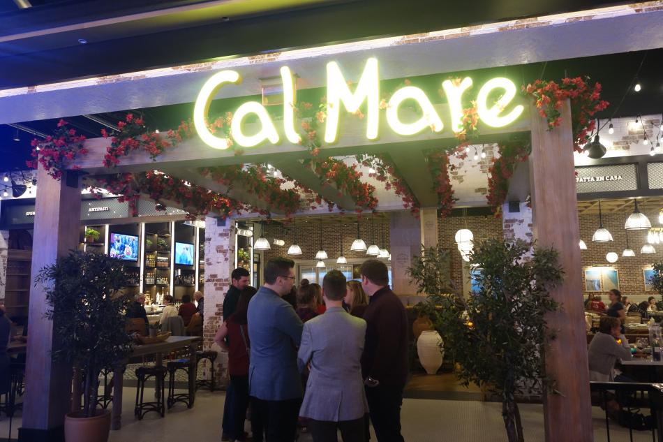 Cal Mare MGM Springfield