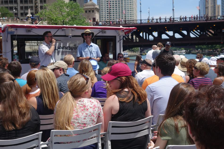 Architecture Boat Tour