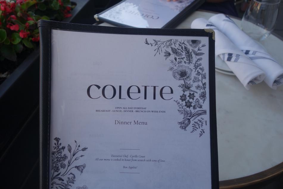 Colette Porter Square