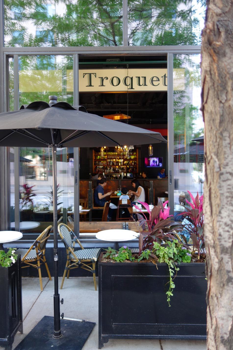Troquet