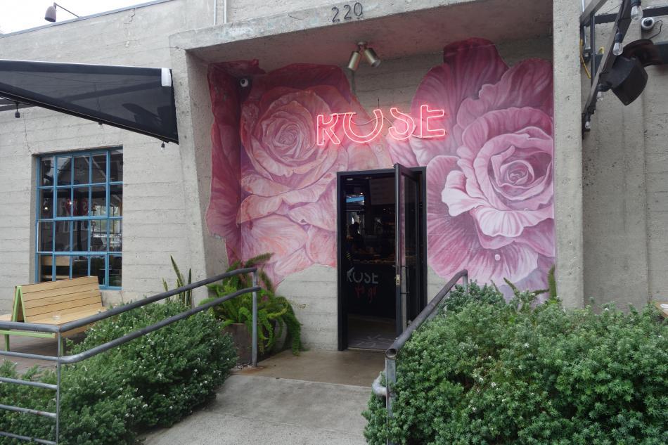 The Rose Venice
