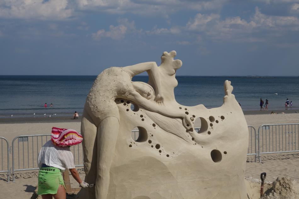 Revere Sand Sculpting Festival