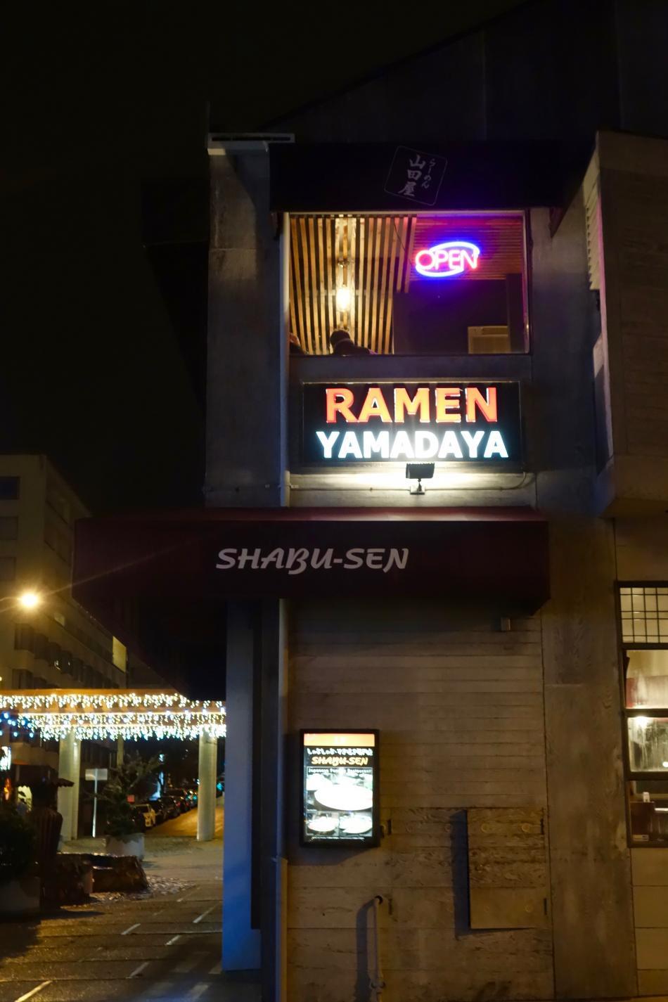Ramen Yamadaya
