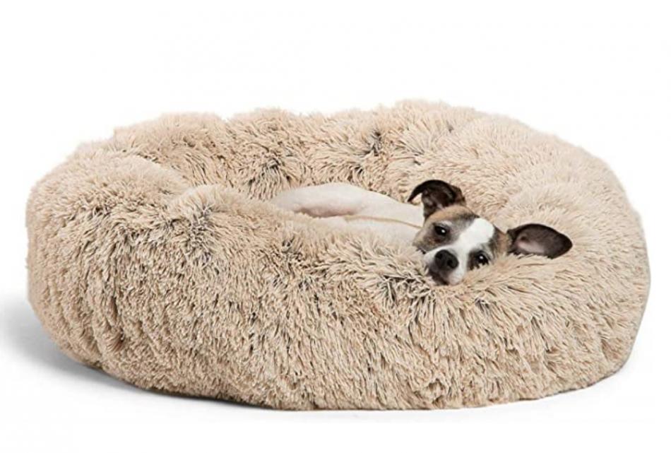 Dog Donut Bed