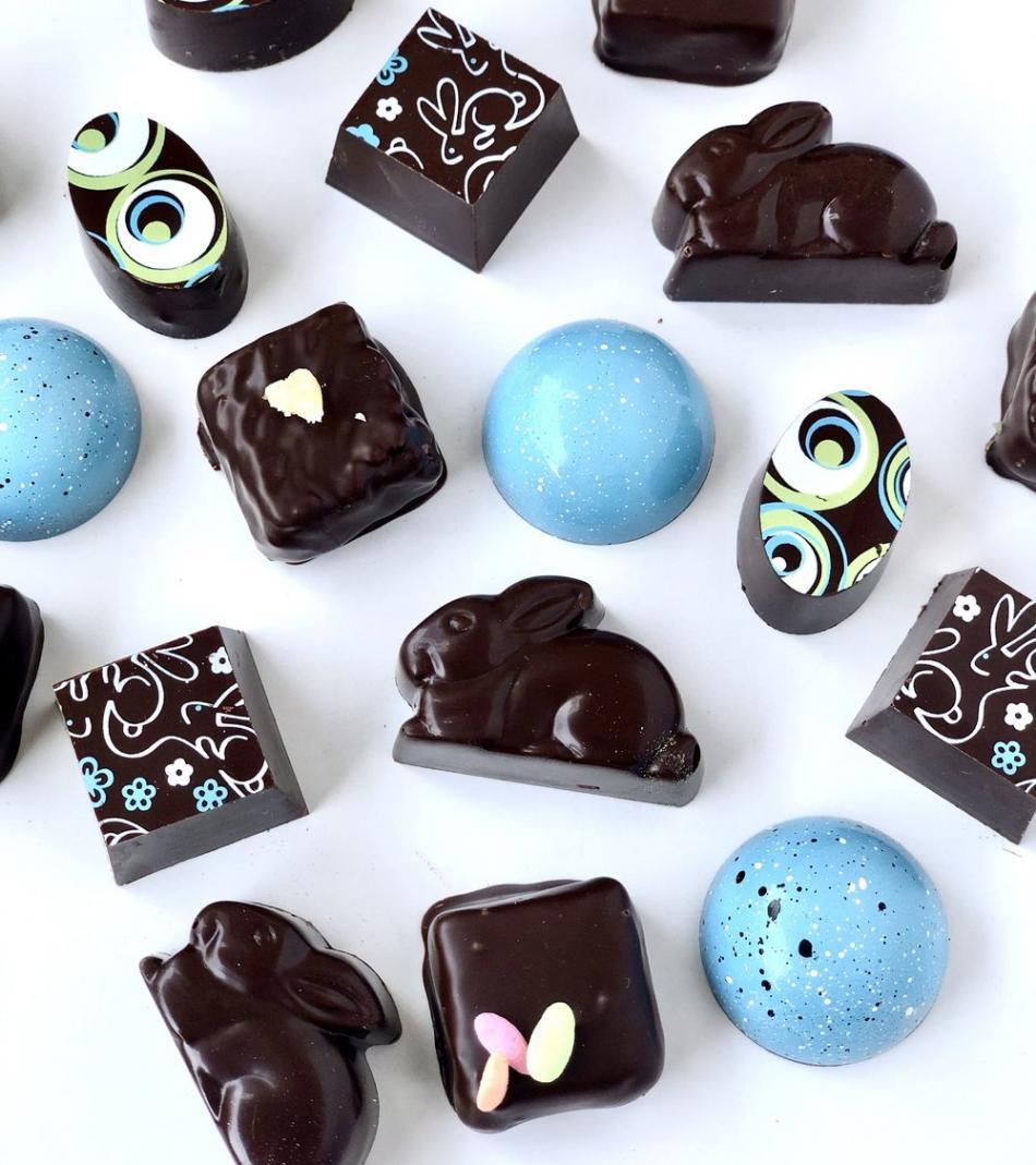 EHChocolatier Bon Bon Collection