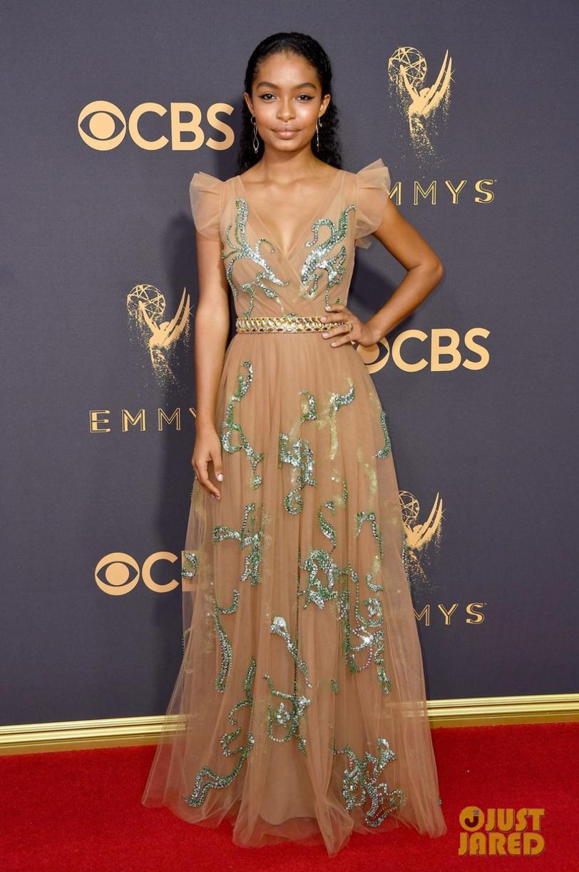 Emmys Yara Shahidi