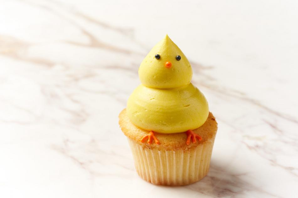 Flour Bakery Cupcake