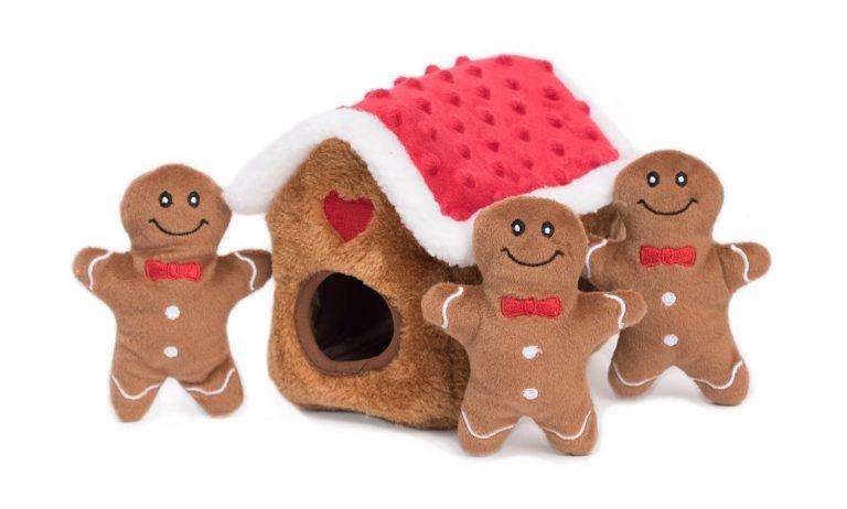 Gingerbread House Toy