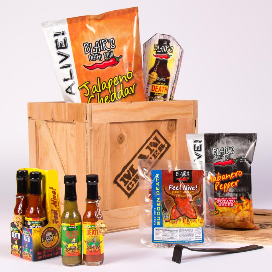 Hot and Spicy Crate
