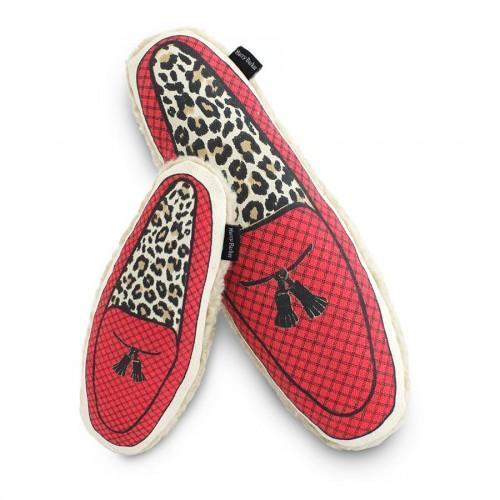 Leopard Slipper Toy