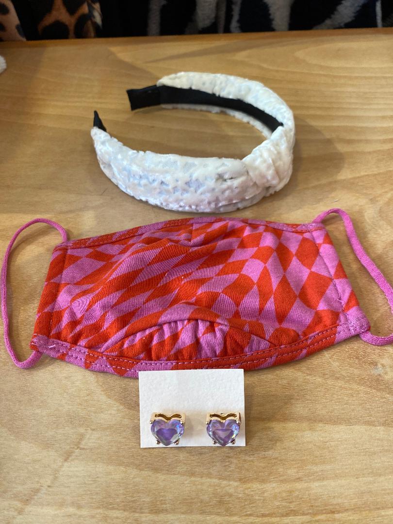 Lavender Heart Gift Box
