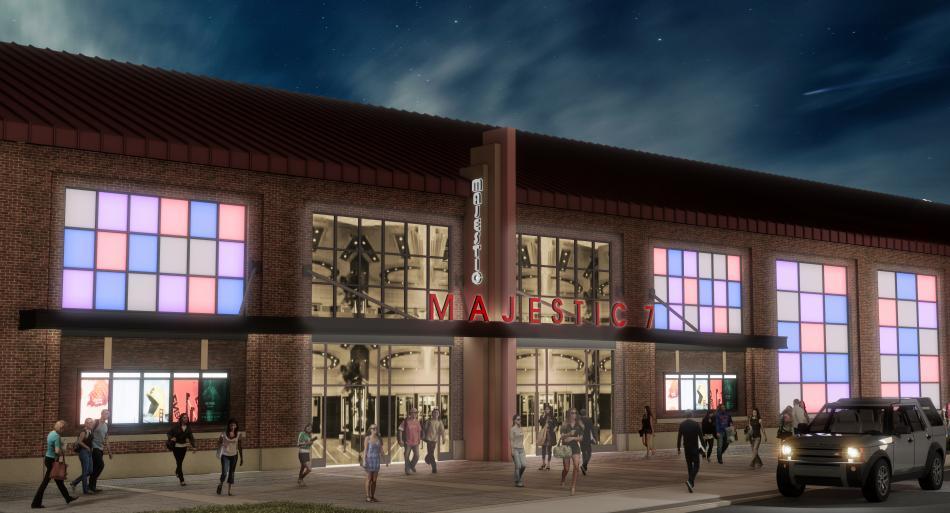 Majestic Movie Theater
