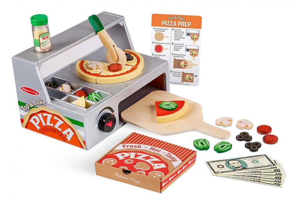 Melissa and Doug Pizza Counter
