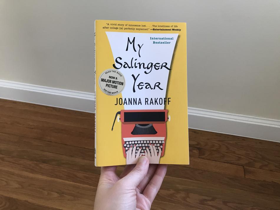 My Salinger Year Book