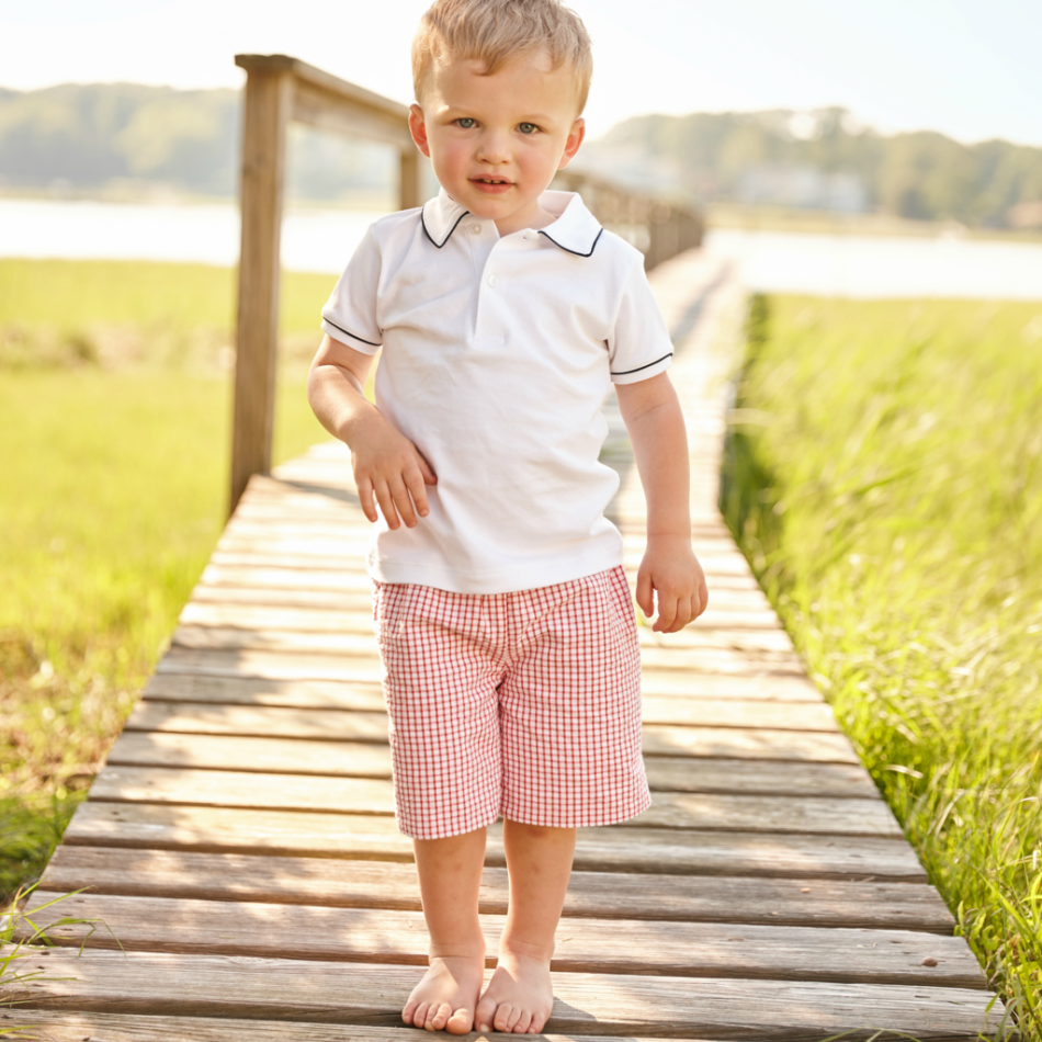 Nantucket Kids Preston Shorts