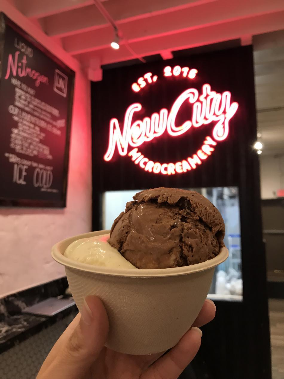 New City Microcreamery