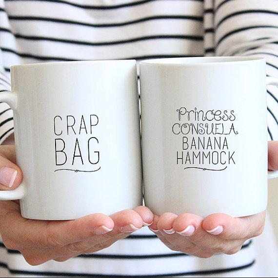 FRIENDS coffee mugs