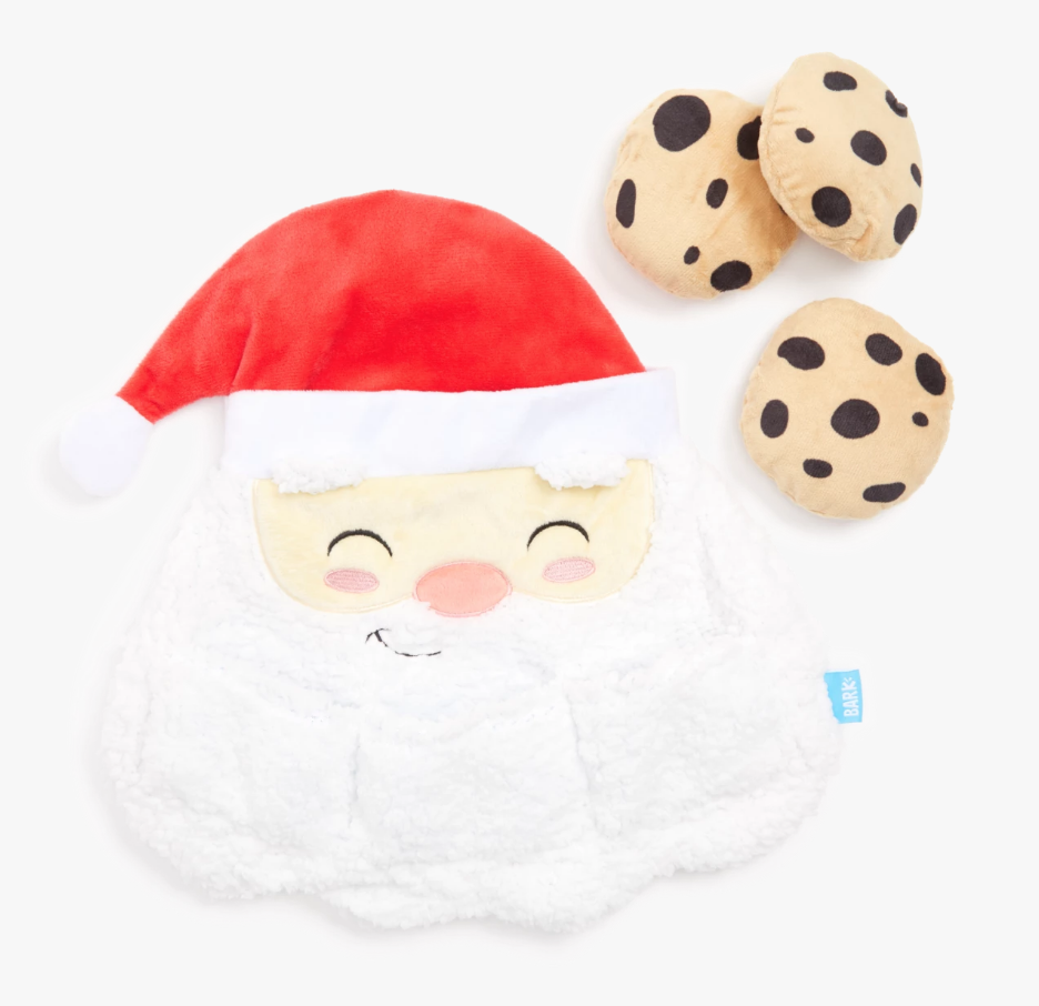 Santa Cookie BarkShop