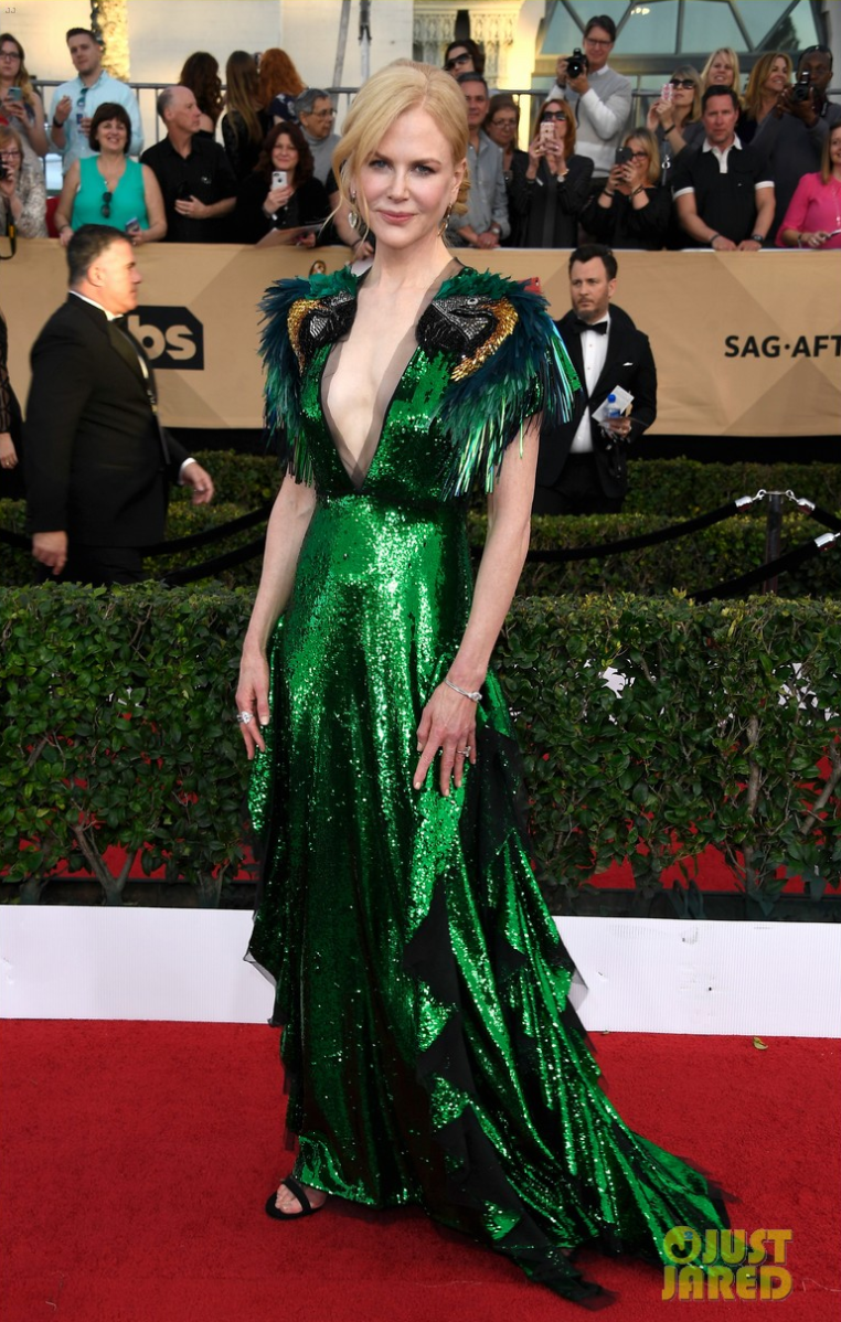 SAG Awards Nicole Kidman