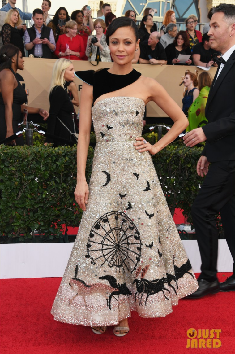 SAG Awards Thandie Newton