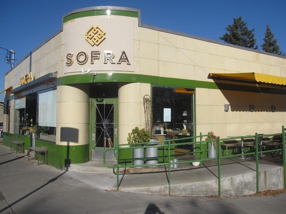 Sofra Bakery