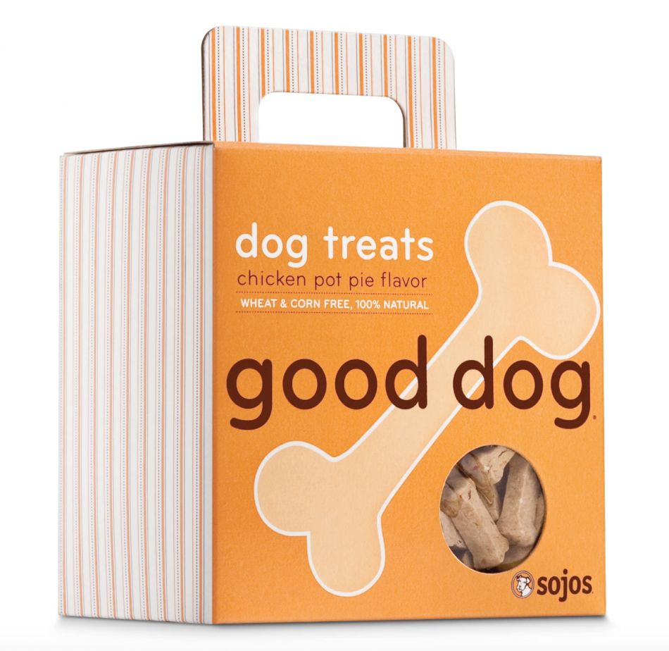Sojo dog treats